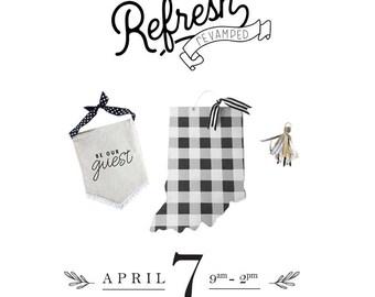 Refresh Art Retreat April 2018
