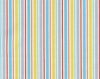 Fabric by the Yard -- Sea Babes Stripes from Timeless Treasures