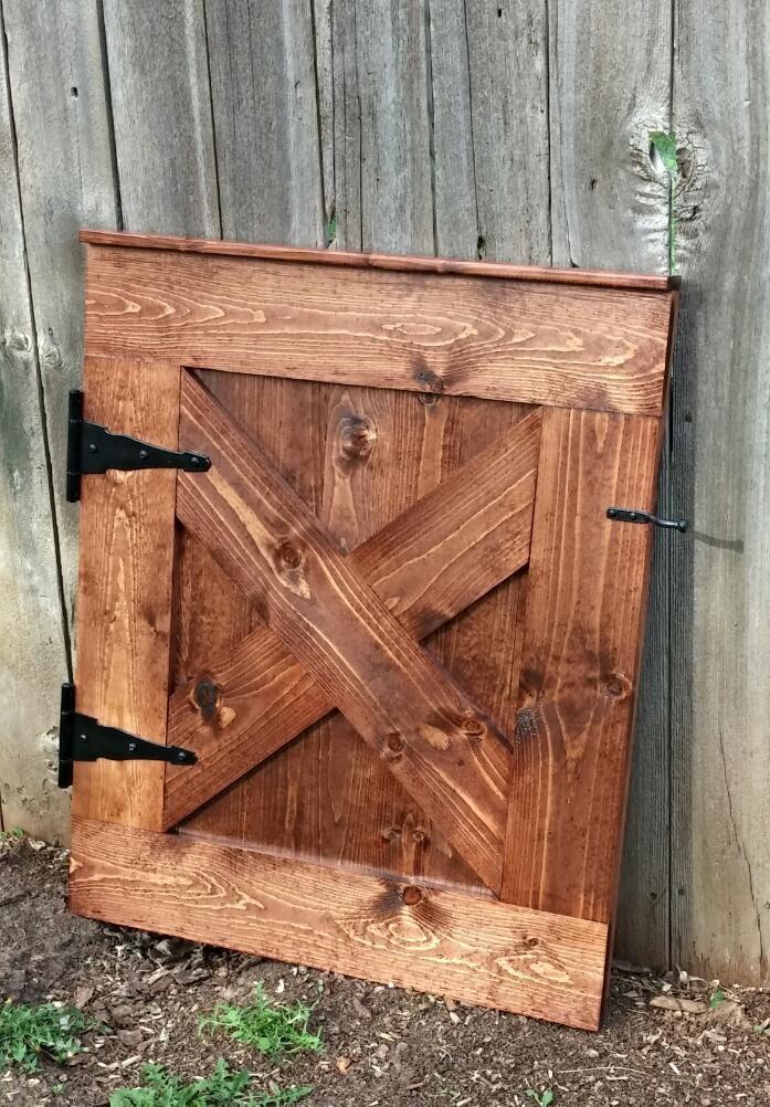 Baby Gate Pet Gate Custom Barn Door Room Divider Stable Door
