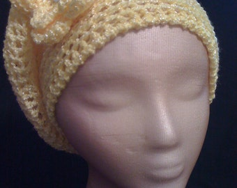 Ultimate Comfort in This Slouchy Cloche