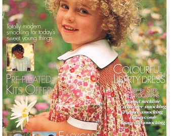 Issue 35 Australian Smocking and Embroidery