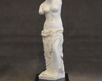 """Venus Princess de Milo 10.5"""" Mashup Statue Art"""