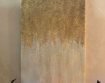 Gold dust- Painting