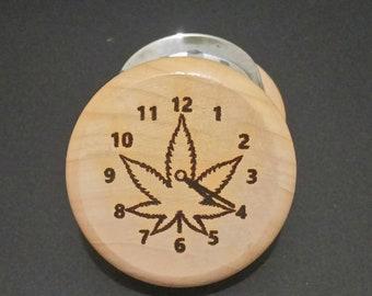 Herb Grinder - 420 O'Clock