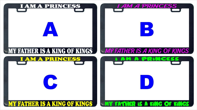 Ich bin Prinzessin mein Vater ist der König der Könige witzig