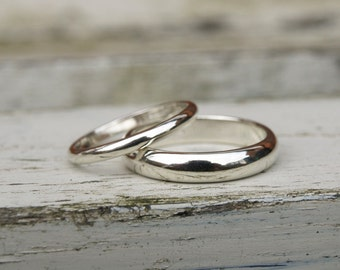 Wedding Bands Etsy UK