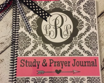 Mustard Seed Journals: Personalized Prayer & Bible Study Journal