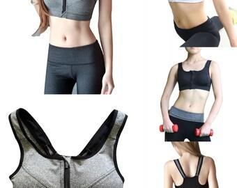 Women's Handcrafted Sports Bra