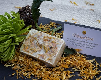 Marigold Fields Natural Soap - Vegan Friendly