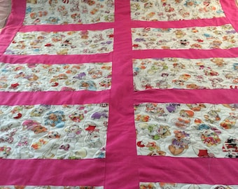 Sassy women candy swimsuit quilt