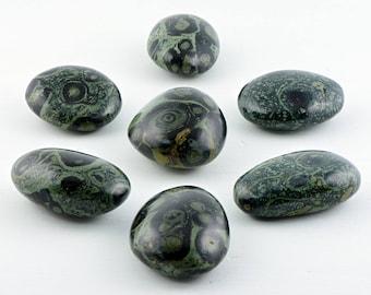 Kambaba Jasper - Stone for Peace, Love & Happiness