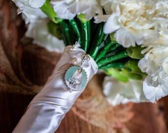 Bridal Bouquet Charm - Bouquet Jewely - FB16C