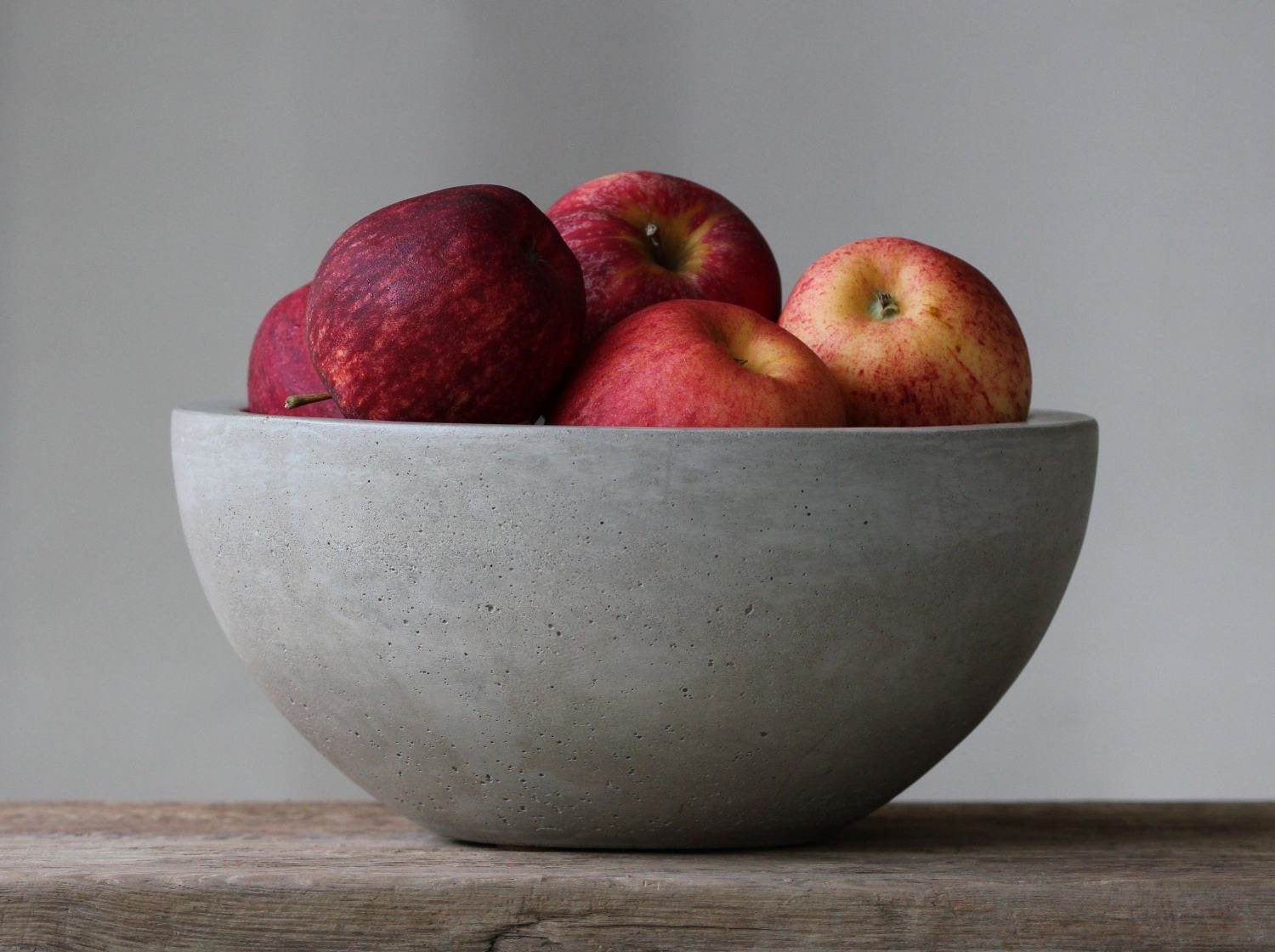 Concrete Fruit Bowl 10