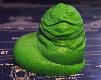 Jabba the Hutt Large Soap : Star Wars - made from a Star Wars mould