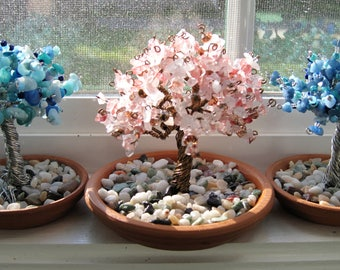 Little Window Trees by Happy Wire Trees