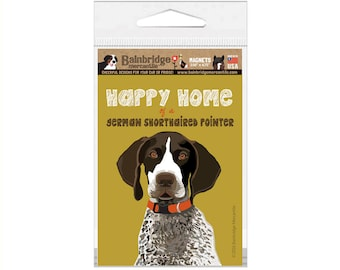 "German Shorthaired Pointer - Magnet 3.56"" x 4.75"""