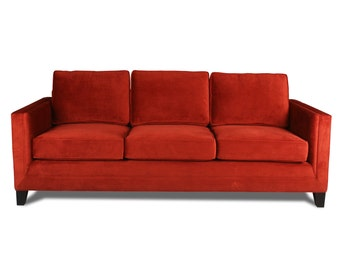 South Cone Home Belfast Velvet Sofa
