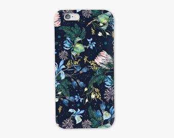 Celeste Floral & Celestial Phone Case