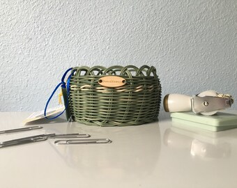 Hand Woven Basket Authentic Native American Made