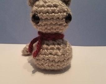 Crochet Cat