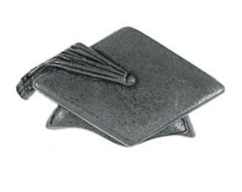 Graduation Cap Lapel Pin - CC504