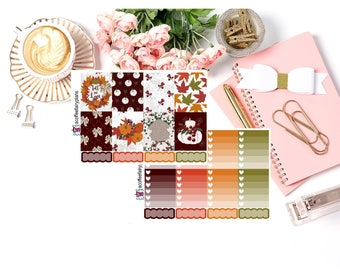 Fall in Love Deluxe kit Erin Condren Happy Planner