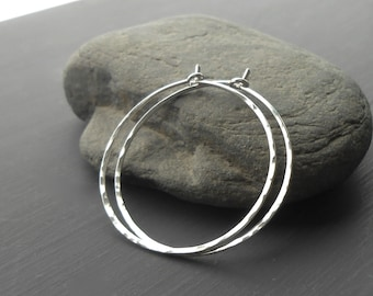 Earrings: Minimal & Hoop