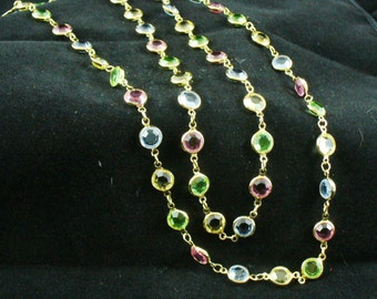 Swarovski Pastel Necklace