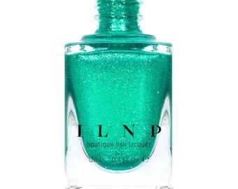 Funhouse - Carribean Green Ultra Metallic Bright Nail Polish