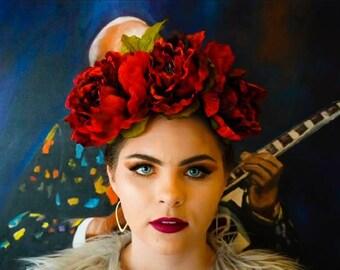 Big Flower Frida