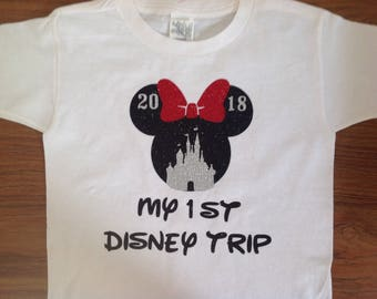 Disney shirts for kids 2018