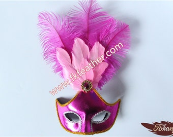 Feather Mask - 8