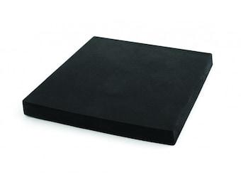 "Rubber Bench Block - ImpressArt - 4"" x 4"" x 0.5"""