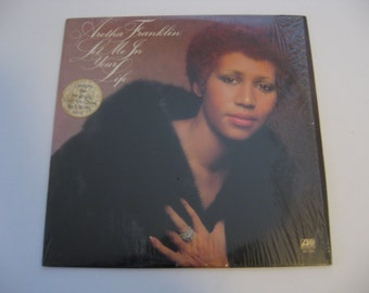 Aretha Franklin - Let Me In Your Life - Circa 1974