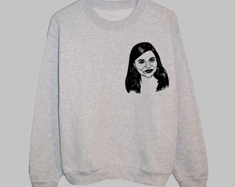 The Mindy Kaling Sweatshirt