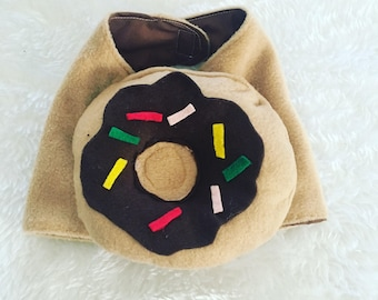 Halloween, costume, doughnut costume, pet fashions, boutique, xs, s, m