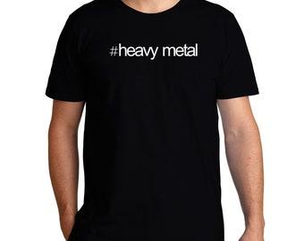 Hashtag Heavy Metal T-Shirt