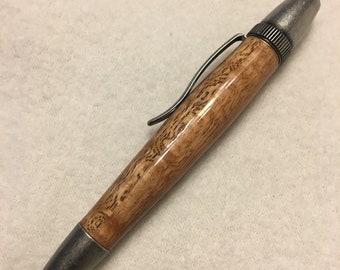 Cherry Wood Patriot Style Pen