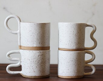 Core Mugs with Mix-and-Match Handles