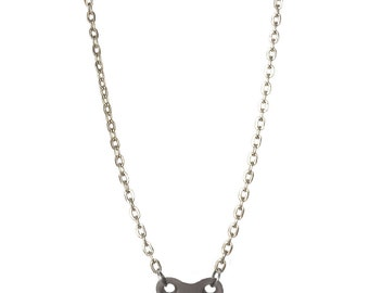 Bicycle Chain Link Necklace