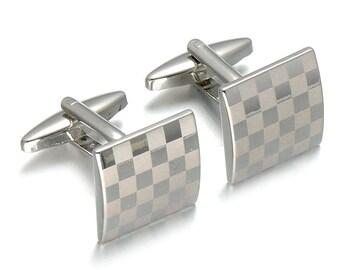 Checkers I Cufflinks