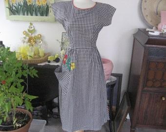 Wrap House Dress