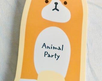 Shiba Inu memo pad, shiba inu notepad, shiba inu writing pad, shiba inu stationery, dog memo pad, dog notepad, dog writing pad, akita dog