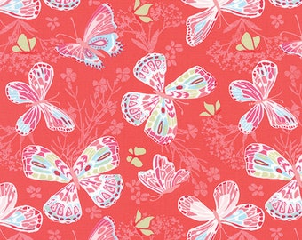 Aria Fabric #27230-11 by Kate Spain for Moda Fabrics, One yard