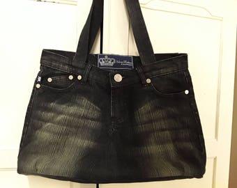 Handmade Original Jean bag
