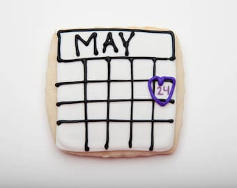 C'est une date! Biscuits... 3 douzaines