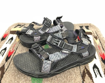teva velcro sport sandal beach size 8