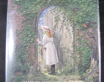 The Secret Garden // Frances Hodgson Burnett // 1987 Hardback 1st Edition // Classic Children // Graham Rust //  ISBN 9780879236496