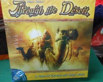 "NEW Game- ""Through the Desert"""