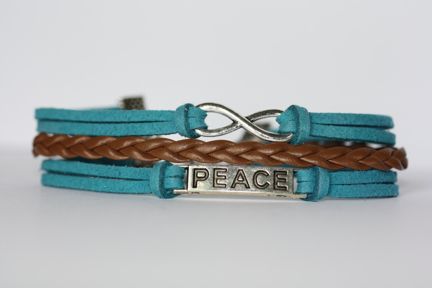 metal bracelet pin sexual ribbon lapel assault awareness teal ocd cancer ovarian cervical